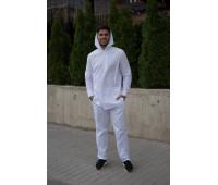Камис мужской из льна «Амир» Белый