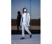 Мусульманский спортивный костюм «Ансар» Светло-серый