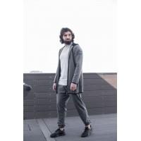 Мусульманский спортивный костюм «Ансар» Серый графит