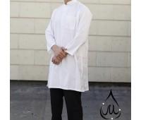Удлиненная рубашка мужская «Асад»