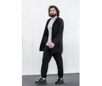 Мусульманский спортивный костюм «Ансар» Чёрный