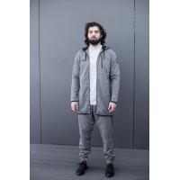 Мусульманский спортивный костюм «Ансар» Серый