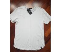 Удлиненная футболка мужская «Азат»