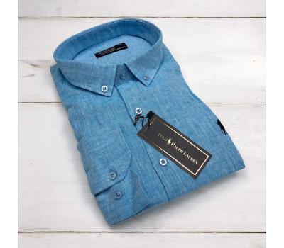 """Удлиненная рубашка """"Polo"""" №2"""