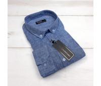 """Удлиненная рубашка """"Polo"""" №4"""