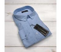 """Удлиненная рубашка """"Polo"""" №3"""