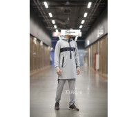 "Мусульманский спортивный костюм костюм №1 ""SAHABA"", светло-серый"
