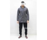 Мусульманский спортивный костюм Takbir, серый