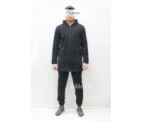 Мусульманский спортивный костюм Такбир, черный